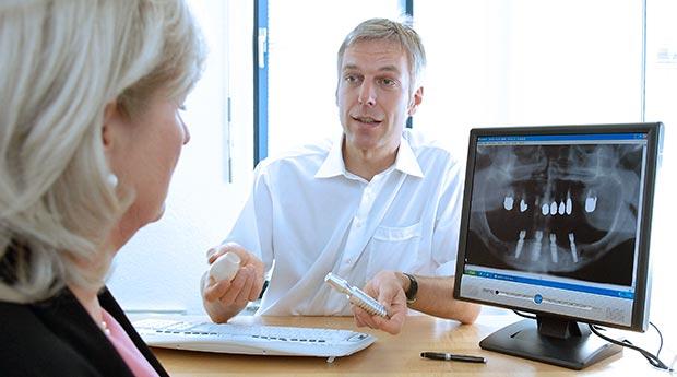 Parodontale Erhaltungstherapie